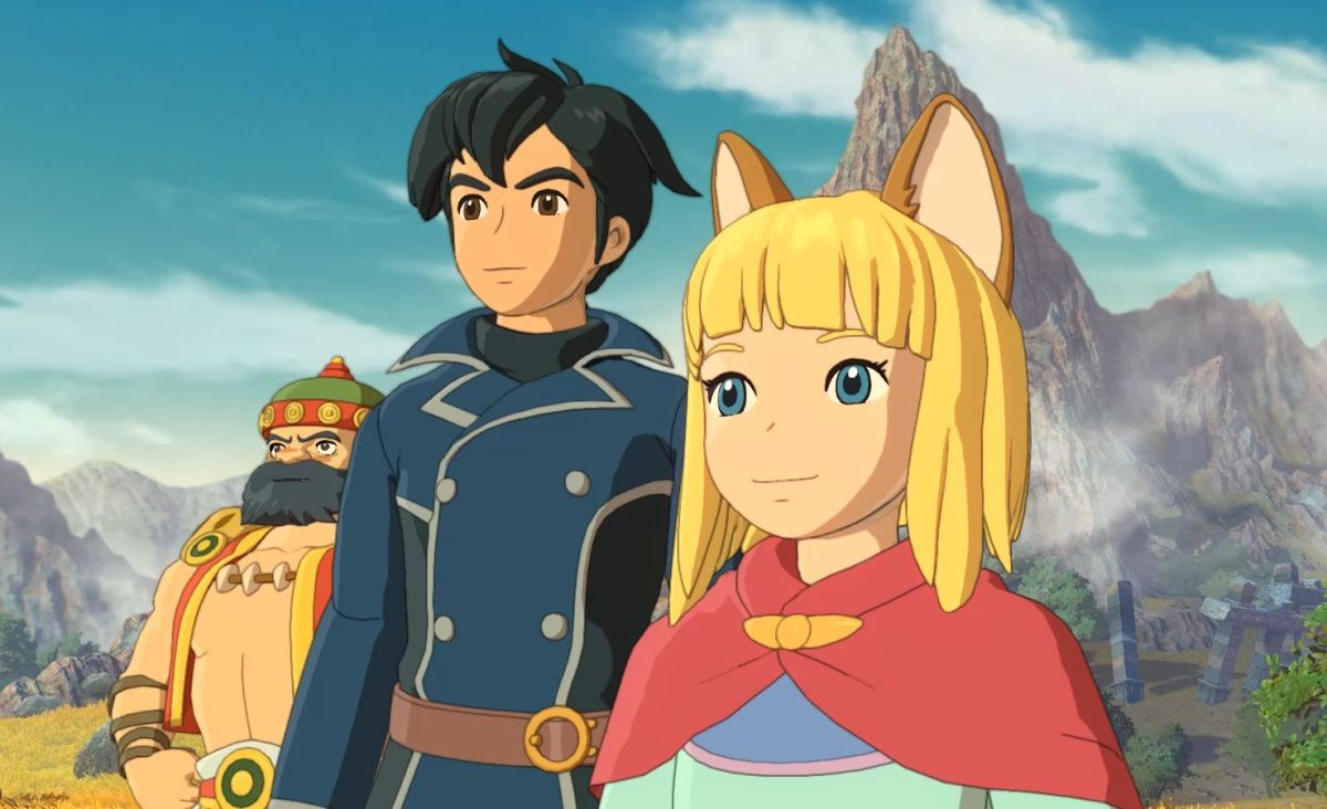 Watch 25 minutes of Ni No Kuni 2 running on PC