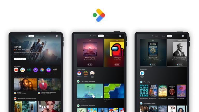 Google Entertainment Space