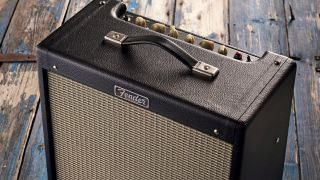 Fender Blues Junior IV guitar amp