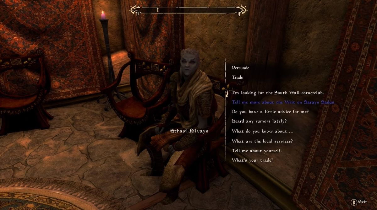 Here's eleven minutes of Skywind, the mod porting Morrowind