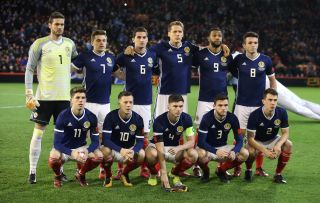 Scotland v Netherlands – International Friendly – Pittodrie