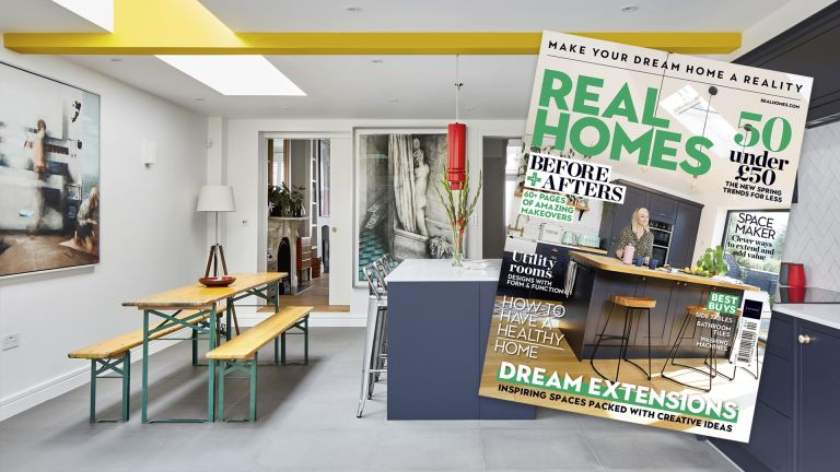 Real Homes magazine April issue RHM264