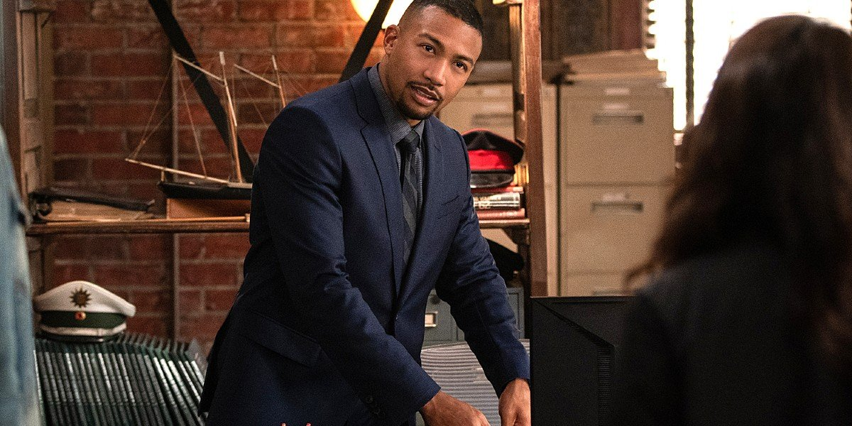 Charles Michael Davis - NCIS: New Orleans