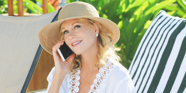 Melanie Griffith in hawaii five-0