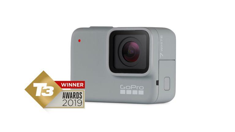 T3 Awards 2019 GoPro Hero7 White wins best budget action camera