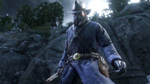 watch the second red dead redemption 2 gameplay trailer right here