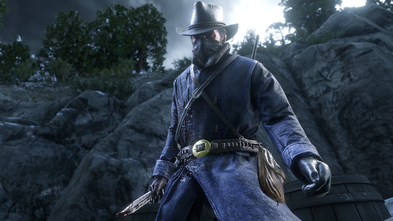 Watch The Second Red Dead Redemption 2 Gameplay Trailer Right Here Right Now Gamesradar