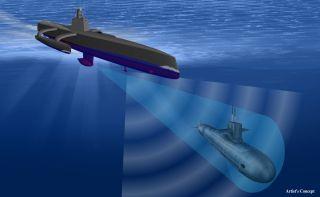 DARPA & Navy Robots