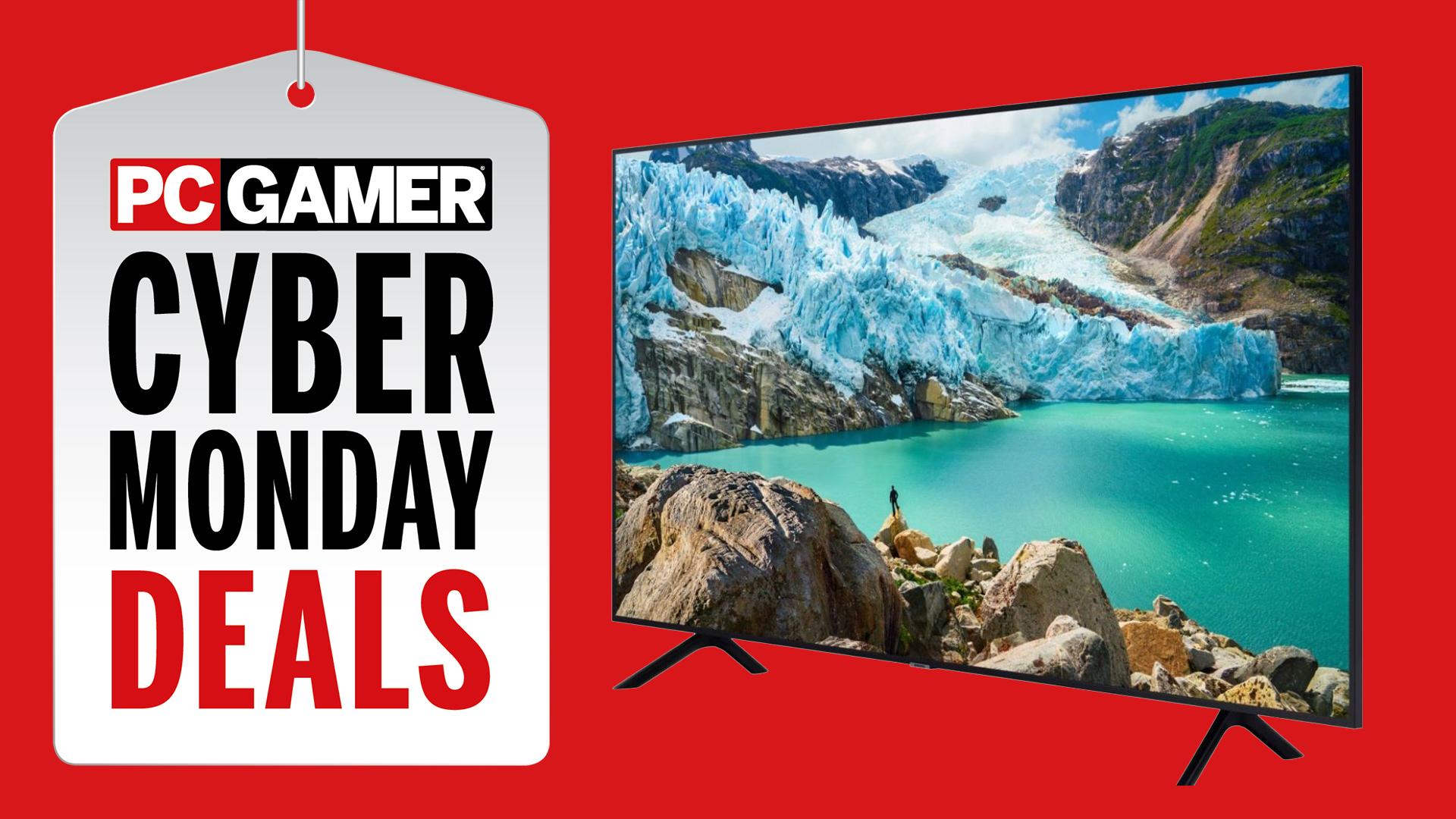 The Best Cyber Monday Tv Deals 2019 Pc Gamer