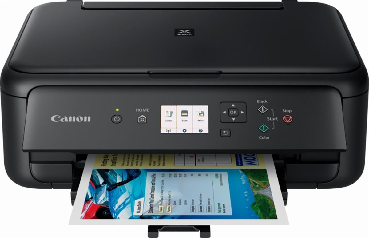 Canon Pixma TS5120 Review: A Good, But Not Great Budget All