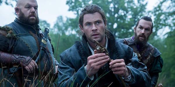 Chris Hemsworth Has A Brutally Honest Take On The Huntsman: Winter's War