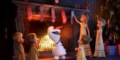 All The Easter Eggs Hidden In Olaf's Frozen Adventure
