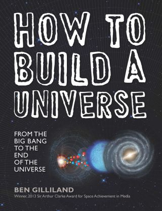 How to Build a Universe cover