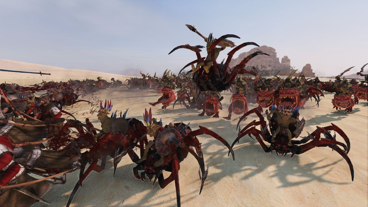 Total War: Warhammer 2 hits a new peak player count after the Greenskin update