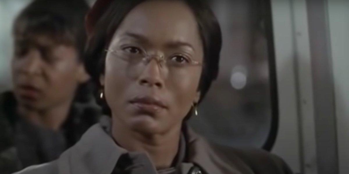 Angela Bassett in The Rosa Parks Story