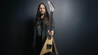 Jackson Christian Andreu signature guitar