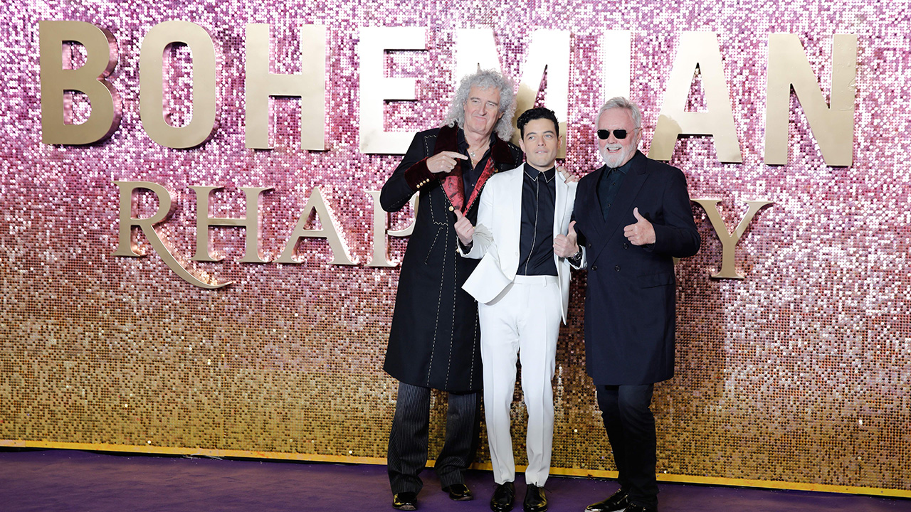 Brian May: Queen haven't earned a penny from Bohemian Rhapsody