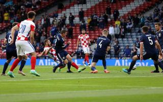 Nikola Vlasic Euro 2020 Croatia vs Scotland