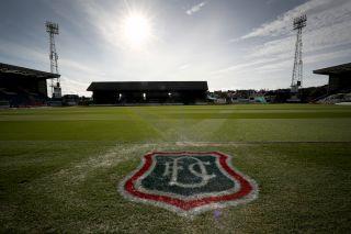 Dundee v Rangers – Ladbrokes Scottish Premiership – Dens Park