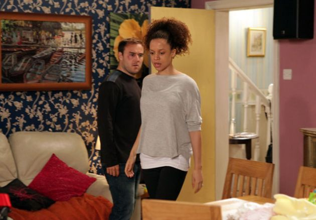 Corrie's Alan: 'Tyrone's desperate to keep Ruby!'