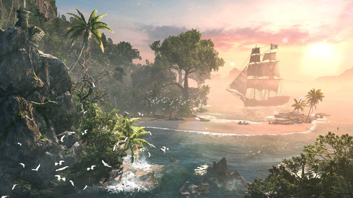 Assassin's Creed Valhalla writer wants the series to go to Brazil