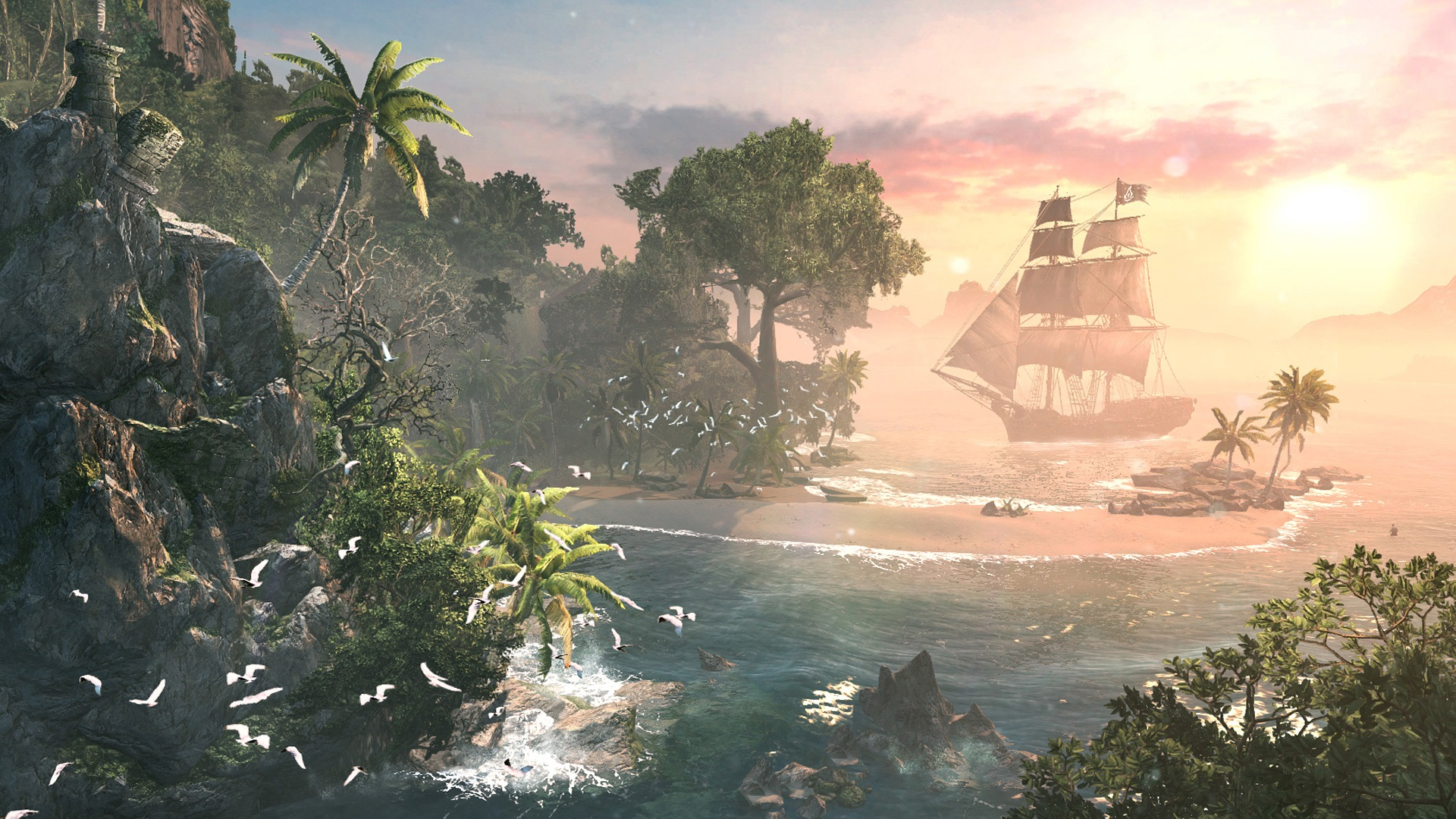 The Real Pirates Events And Locations Of Assassin S Creed 4
