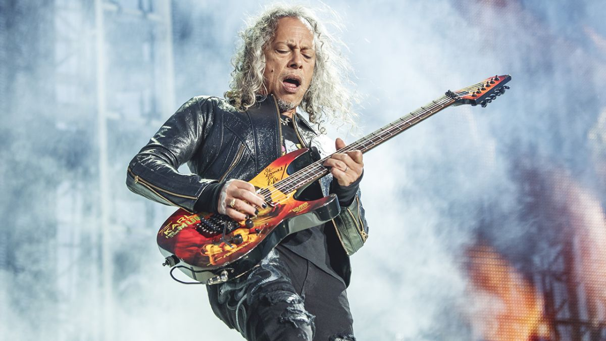 Metallica's Kirk Hammett hits out at Motorhead and Thin Lizzy's Rock Hall snub