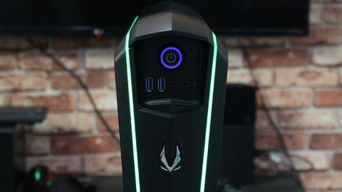 Zotac MEK1 Gaming PC review | TechRadar