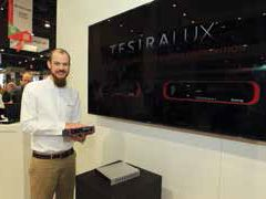 Biamp Puts the 'V' in AVB With TesiraLUX