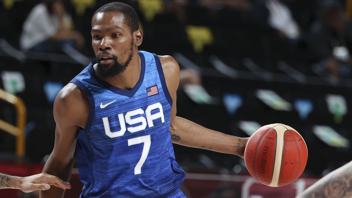 Team USA vs Iran men's basketball live stream: Olympics channels, start time and how to watch online