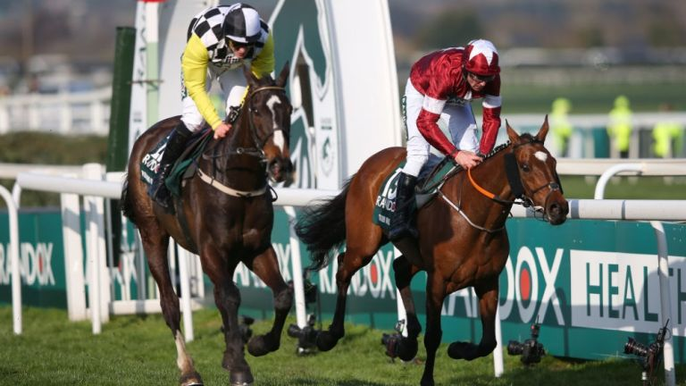 Virtual Grand National live stream