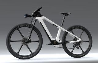 Bosch ebike Design Vision concept