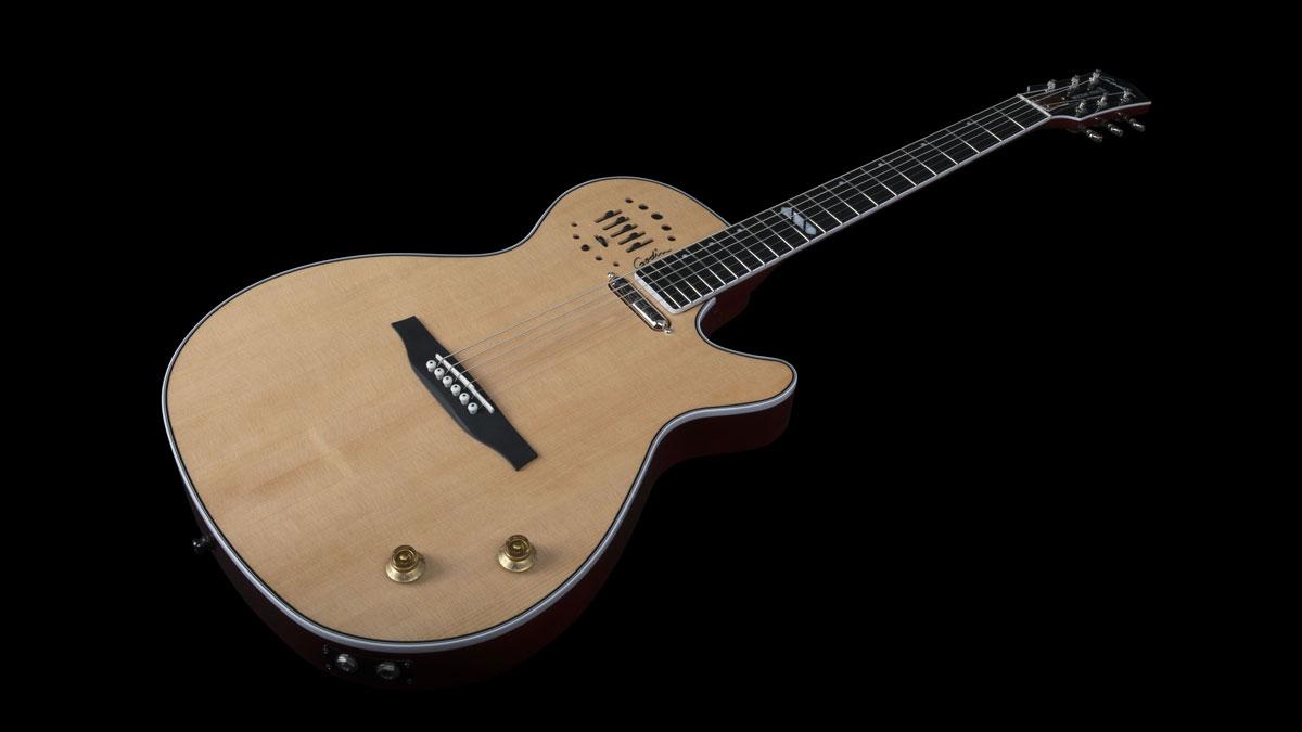 NAMM 2019: Godin launches Multiac Steel acoustic guitar
