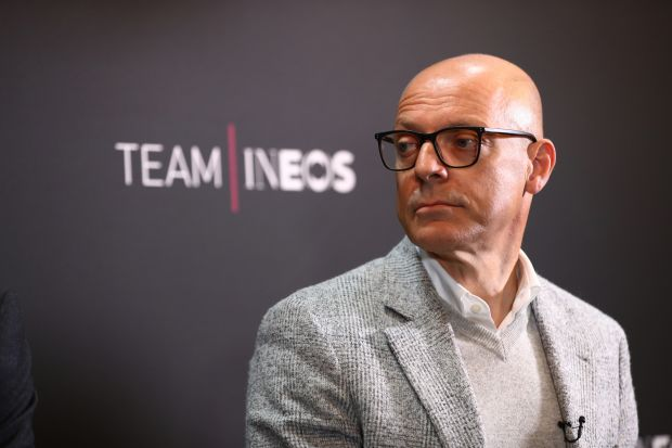 the best attitude 0acde 32d51 Sir Dave Brailsford hails youngest ever Grand Tour squad for Team Ineos at  Giro d Italia 2019