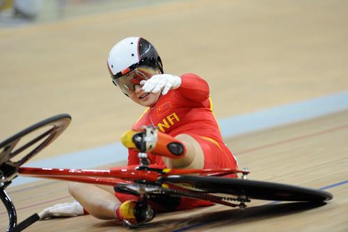 Shuang Guo crash