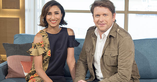This Morning James Martin Anita Rani
