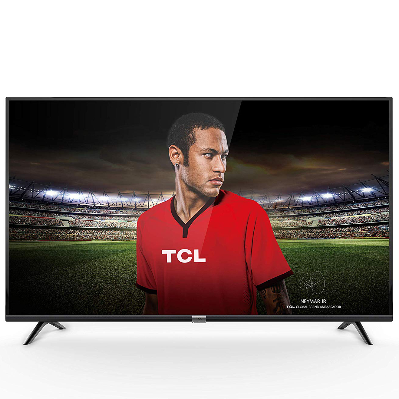 Last chance! Pick up a 55 inch TCL 4K TV for just £299 on