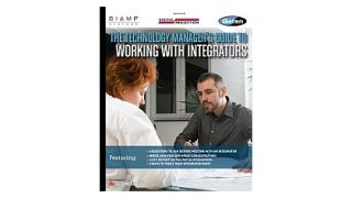 The Technology Manager's to Working With Integrators