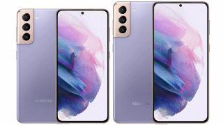 Samsung Galaxy S21 y Samsung Galaxy S21 Plus