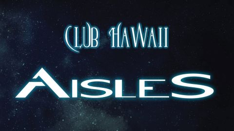 cover art for Aisles Hawaii album