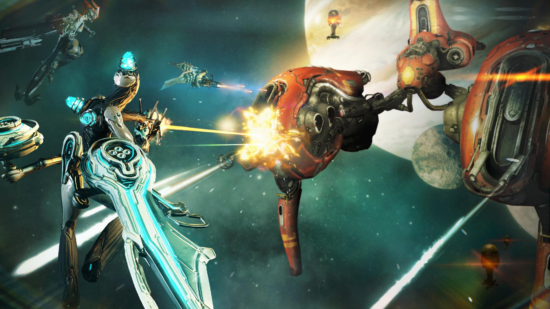Best PC games: Warframe