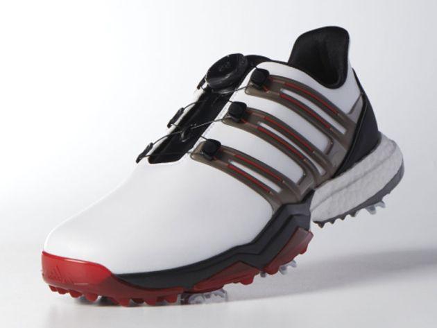 New adidas Powerband Boa Boost shoe revealed - Golf Monthly