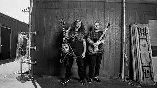 Coheed and Cambria's Claudio Sanchez and Travis Stever Talk