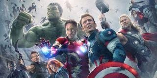 MCU avengers assembledage of ultron movie