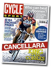 Cycle Sport May 2007 cover