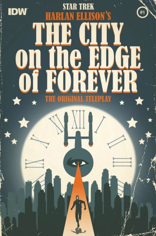 'City on the Edge of Forever' Cover