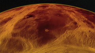 In a new study, researchers have revealed the nighttime weather on Venus for the first time.