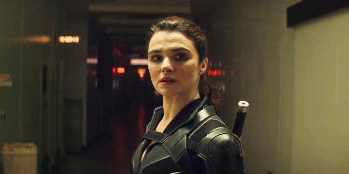 Melina Vostokoff in Black Widow.