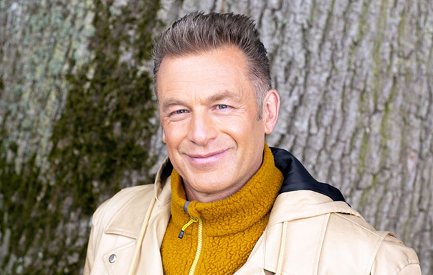 Autumnwatch 2018 presenter Chris Packham