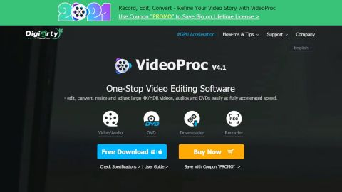 Digiarty VideoProc review
